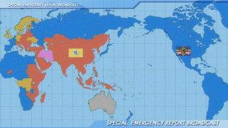 【画像】アニメ・小説の架空世界地図ってみるだけで興奮するよな
