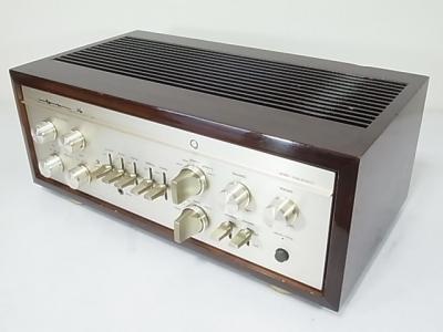 遺品を整理していたら謎のオーディオ機器が出てきました ←ちゃんとオーディオショップ持って行け高く売れるぞ!
