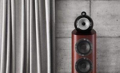 スピーカーの雄B&W すべてが特別な次世代モデルNew800Diamond Series登場へ 今月末のオーディオショウが楽しみになってきた