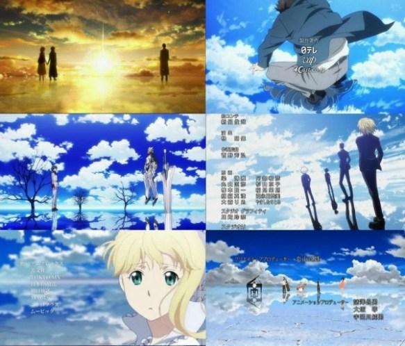 【画像】 最近のアニメのOPがウユニ塩湖に頼りすぎていると話題にwwwww