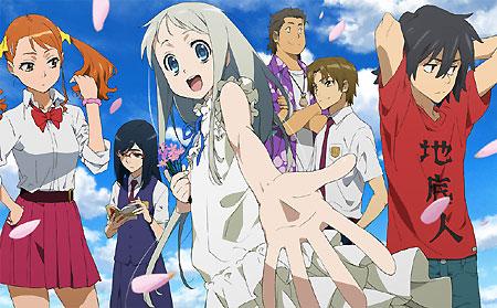 泣けるアニメランキングトップ10発表!3位「CLANNAD」2位「四月は君の嘘」1位はあの感動アニメ!