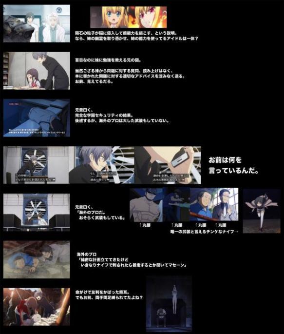 【画像】アニメ『charlotte』最新話の矛盾点一覧wwww