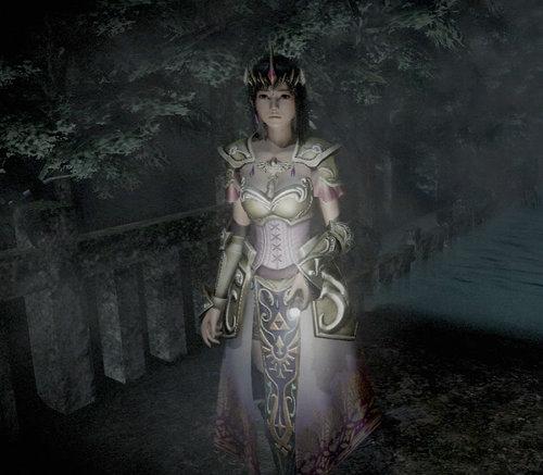 【画像】WiiU「零」の海外版の追加衣装がエロいwwwww