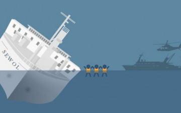 セウォル号の引き揚げ準備作業中に酸素が爆発、中国人の潜水士(43)が重傷 … 韓国ネット「またどれだけの被害者が出るんだろう」「もうセウォル号にはうんざり」