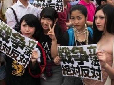 日本共産党、SEALDsなどを使って「戦争法案」という謎の法案の廃止を求める1千万人署名収集を開始