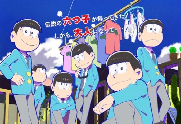 【朗報】今期アニメ「おそ松さん」早速腐女子の餌食になるwwwwww
