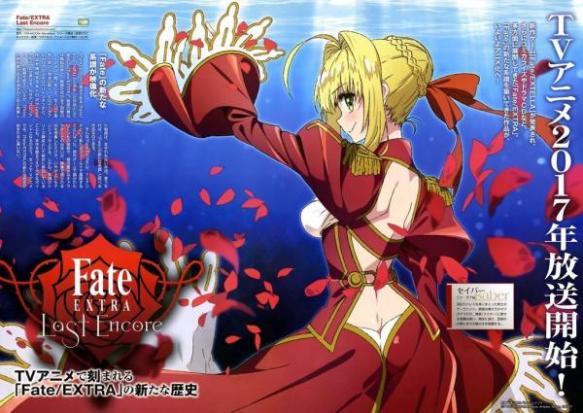 【画像】Fateのセイバーさん、ニセコイ化するwwwwwwww