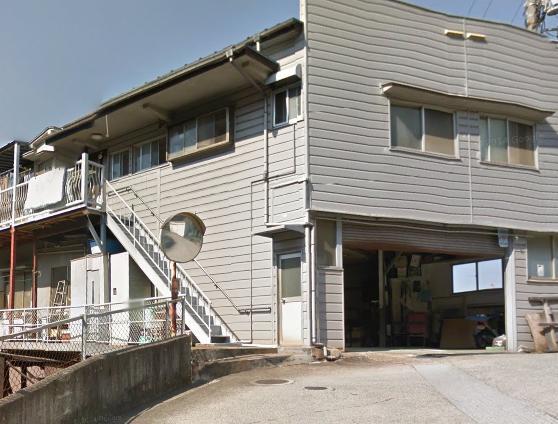 広島県呉市に建っている、ちょっとだけ変わった家が怖すぎると話題に(画像)