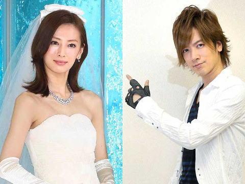 かねてより交際中だった女優・北川景子(29)とタレント・DAIGO(37)、11日に婚姻届提出 「これから2人で楽しく笑顔の絶えないロックでうぃっしゅな家庭を築いていきたい」