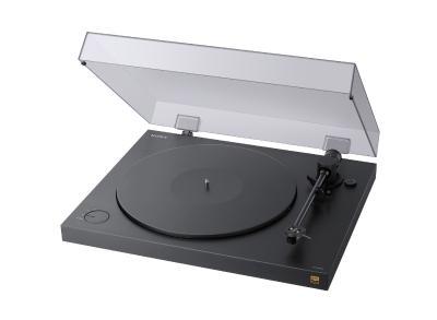 ソニーからハイレゾ対応のアナログターンテーブル「PS-HX500」登場。DSD 5.6MHzでデジタル化