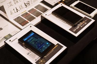 【ヘッドホン祭】ハイレゾDAP対決!期待の国産Pioneer「DP-X1」ONKYO「XDP100R」 初泥搭載fiio 「X7」 べ、ベんくら…