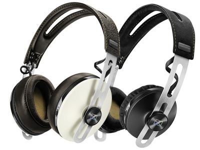 ゼンハイザーNC付きワイヤレスヘッドホン「MOMENTUM Wireless」12月16日発売 実売6万円…