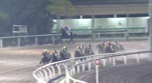 【競馬】 11月11日・船橋9Rで明らかな八百長競馬wwwwwww