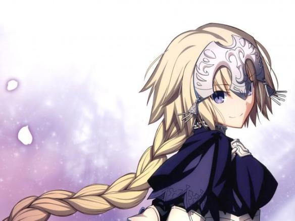 【朗報】Fateのジャンヌさん、とんでもない姿になるwwwwwwwww