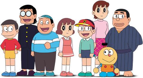 【画像】長寿アニメ「キテレツ大百科」がフィギュア化、なぜか1人いない気がするけど気にすんな