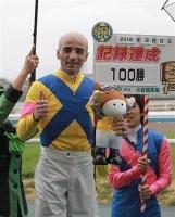 【競馬】 D.バルジュー騎手「俺もJRAの免許を取りたい」