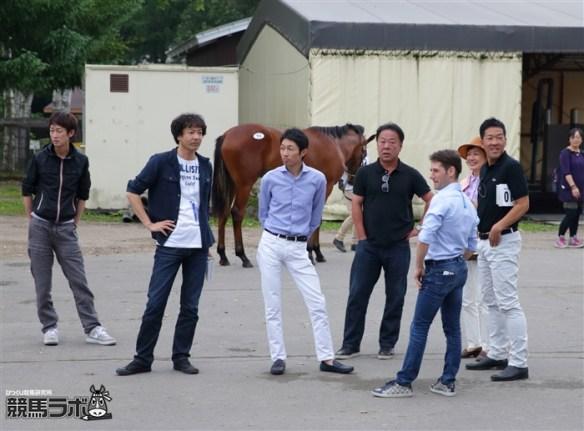 【競馬】 この写真の幸四郎カッコよすぎワロタwwww