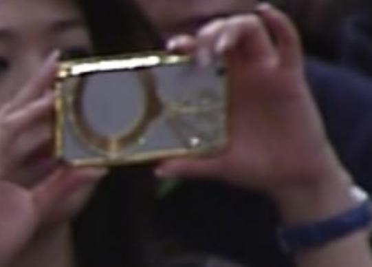 大相撲春場所中継で377万円のスマホケースをつけたご婦人が映り話題に(画像) … 「あのケース377万円すげー」→ 「あれ?1980円のこっちか?」→ 「パチもんの980円のコレじゃね?」