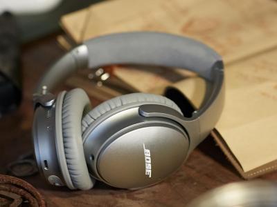 業界最高のNC性能!BOSE初のノイズキャンセル+Bluetoothヘッドフォン「QuietComfort 35」「QuietControl 30」登場