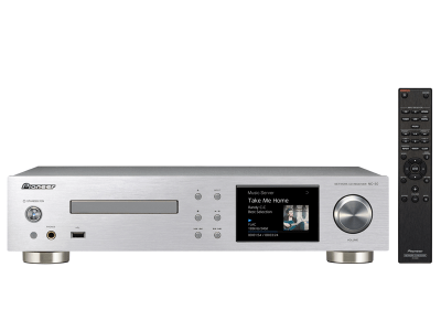 Pioneer 最近流行の何でも出来るD級アンプ付 プレイヤーNC-50を発表。CDハイレゾ、radikoにも対応