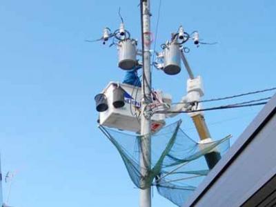 【ドン引き】タモリ倶楽部 my電回、電柱一本6万円 二つのトランス チタンのネジ アース50本 …費用200万円
