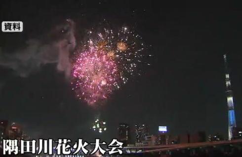 隅田川花火大会に、警視庁がテロ対策銃器部隊を配備へ
