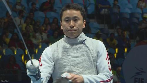 フェンシング 太田雄貴が現役引退の意向を表明