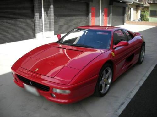 ヤフオクでフェラーリを出品 現物確認として目の前で乗り逃げされその後山形の中古車店で発見される