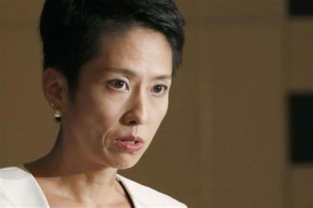 法相が「国籍法違反」と見解 蓮舫氏に議員資格喪失の危機