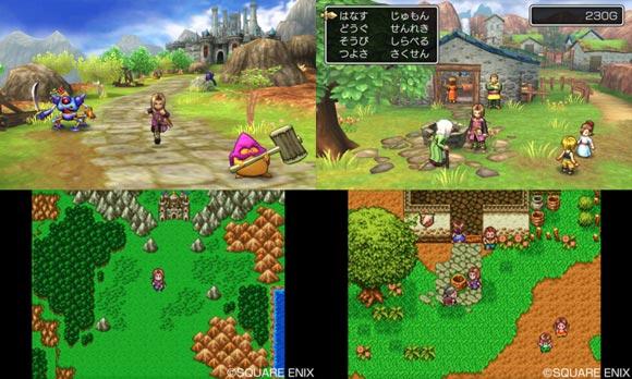 【悲報】3DS版DQ11、町民が全く歩かない棒立ち状態なんだが・・・・