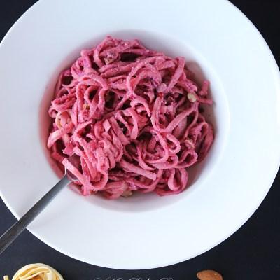 Pesto betterave amandes primeal