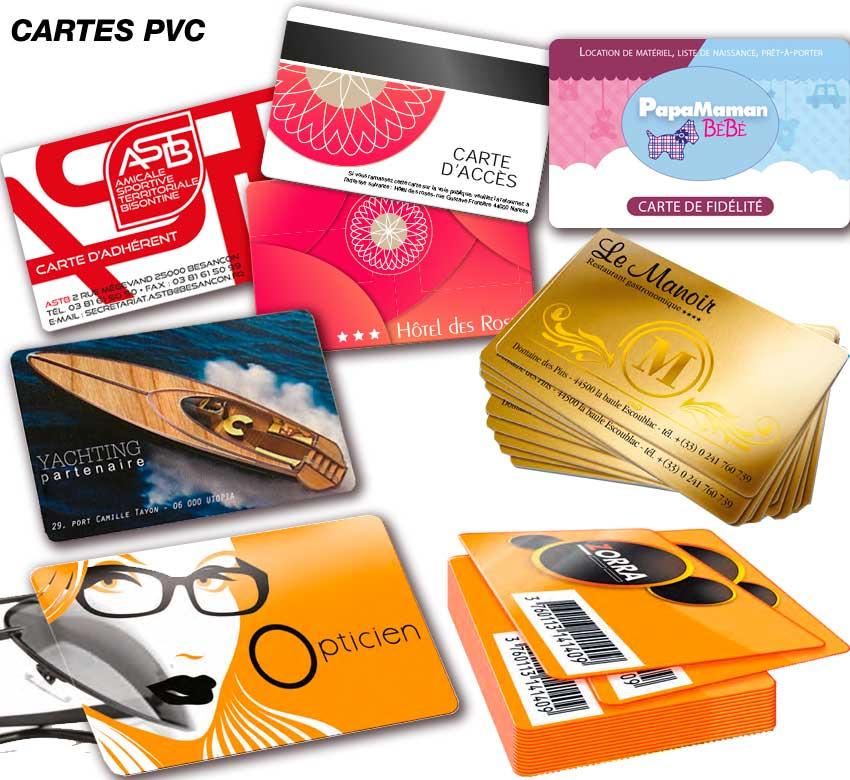 La carte PVC, un atout pour votre communication