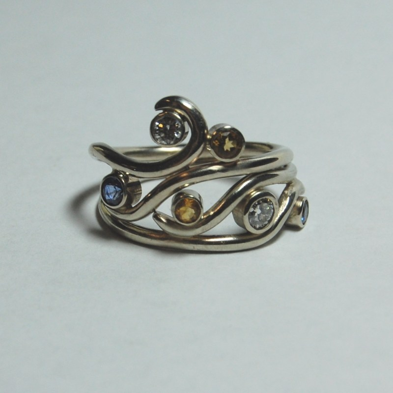 Large Of Non Traditional Wedding Rings