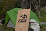 2016年8月【196 BASE CAMP】in 仁淀ブルー!!宮崎の河原キャンプ場のご案内^^!!