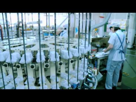 An Inside Look at Golf Clubs Being Manufactured