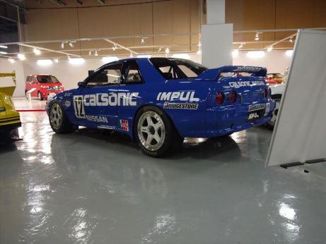 スカイライン R32GT-R #12カルソニック