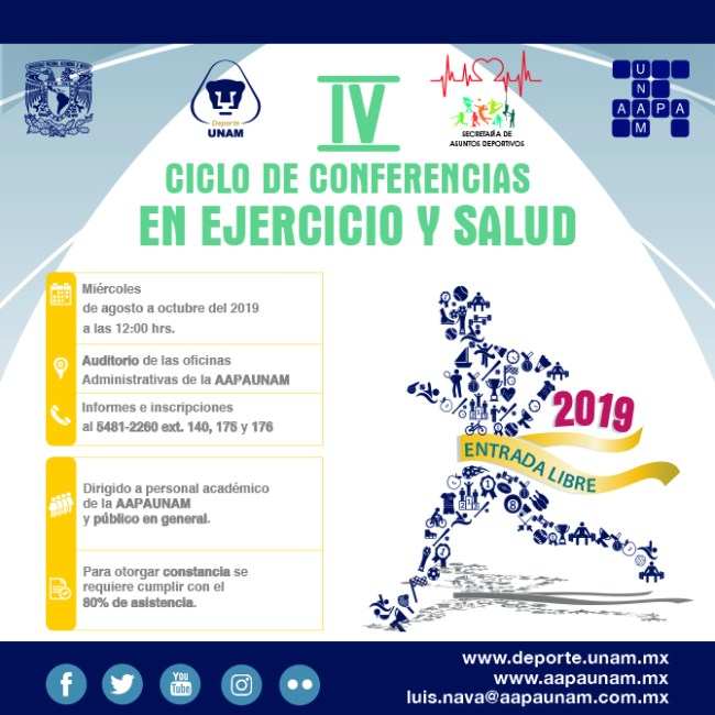IV ciclo de conferencias