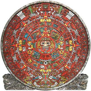 Fig 1 - Mayan Calendar
