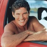 Impress Girls the David Hasselhoff Way