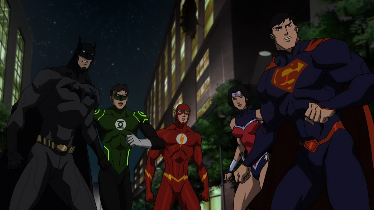 What The Hell Is Up With Justice League: War?