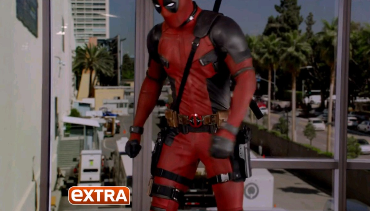 Watch Ryan Reynolds' Deadpool Doing Deadpool Things.