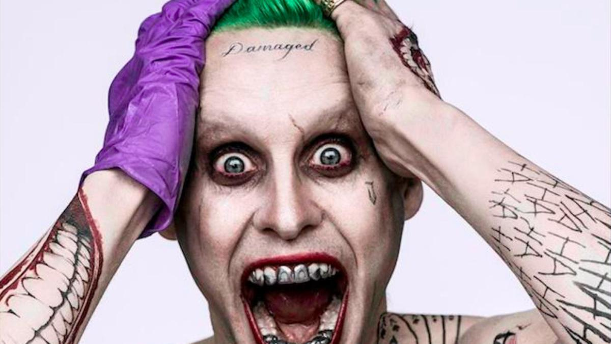 Jack Nicholson Reacts to Jared Leto's Joker The Same Way We All Did