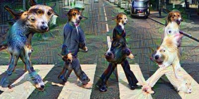 beatles-deep-dream