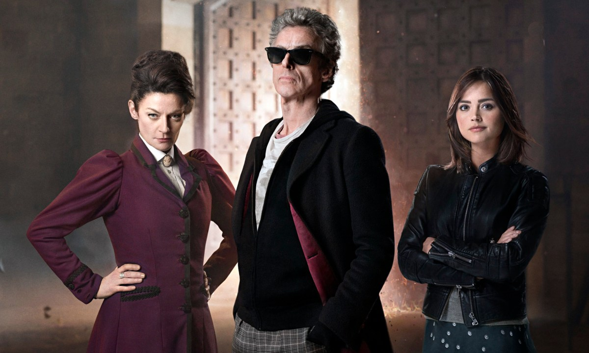 'Doctor Who - The Witch's Familiar' Review: Consider the Doctor