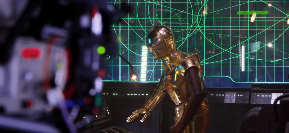 How 'Star Wars: The Force Awakens' Looks Like Without Visual Effects