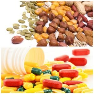 Vit E & Supplements