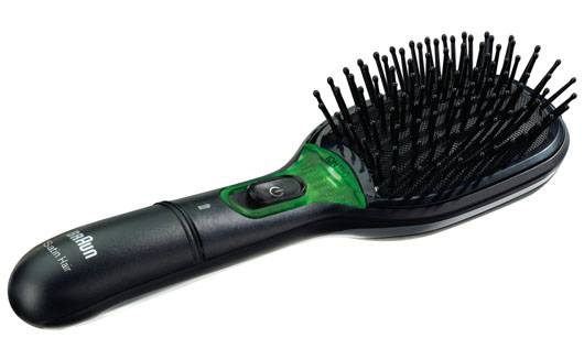 Braun Satin Hair Brush Iontec