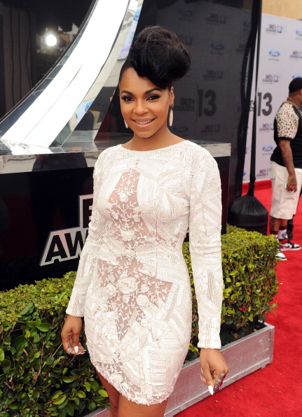 Ashanti BET Awards