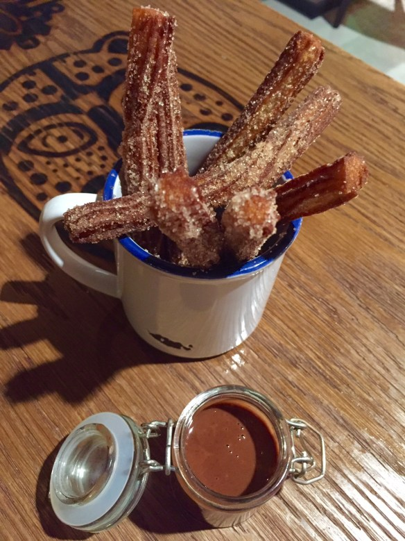 churros-mexican-food
