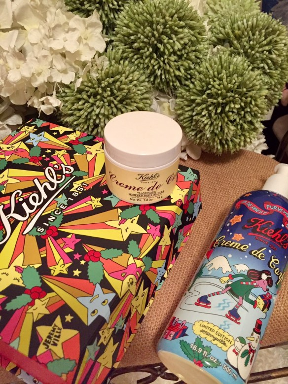 kiehls beauty products